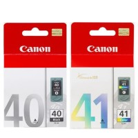 Paket Tinta Canon PG40+CL41 Original
