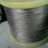 Tali Kawat Baja Kabel Sling Cable Seling STAINLESS STEEL 304 WIRE ROPE