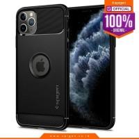 case iphone 11 pro max / 11 pro spigen carbon fiber Original