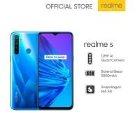 Realme 5 ram3/64 garansi resmi 1tahun