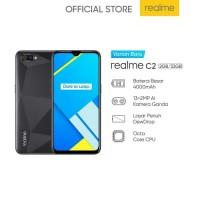 Realme c2 ram 2/32 garansi resmi 1tahun