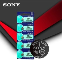 Baterai Sony SR621SW / 364 Original Batrai Jam Tangan - Batre 621
