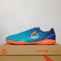 Sepatu Futsal OrtusEight Genesis IN Tosca Arc Blue 11020049 Original