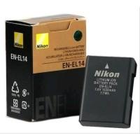 Battery Baterai Camera Nikon D3200 berkualitas