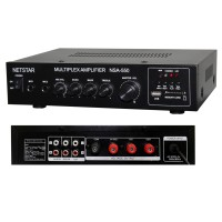 AMPLI (TOA / Ceiling) NSA 550 Power Amplifier Bluetooth NETSTAR Ori