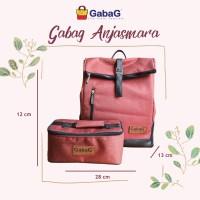Gabag Cooler Bag Tas Pendingin ASI Ibu Menyusui - Anjasmara