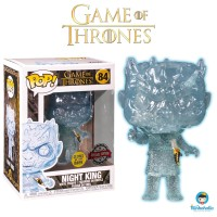 Funko POP! Game of Thrones - Crystal Night King (Glow in the Dark)
