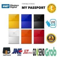 Hardisk External WD My Passport 2tb 3.0 - New Design 2.5 Resmi