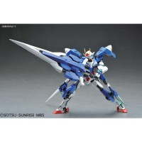 Bandai MG 1/100 master grade Gundam 00 Seven 7 Sword swords