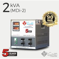 Voltage Stabilizer Yoritsu Digital 2 KVA 1Phasee