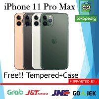 DUAL SIM iPhone 256GB 11 Pro Max Midnight Green Gold Silver Gray Grey