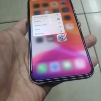 iphone x 64gb ex inter asli LLa full set original bawaan