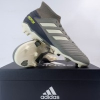 Sepatu Bola Anak Adidas Predator 19.3 FG JR Legacy Green EF8215 Ori