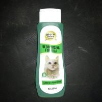 Sampo-Shampoo Kucing Moremore Deodorizing 200ml