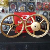 Velg Racing RCB Mio 125 mio M3 Gold type 522