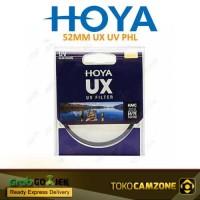 Hoya Filter UX UV 52mm (PHL) Slim