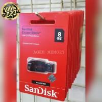Sandisk Flashdisk Cruzer Blade CZ50 USB 8GB