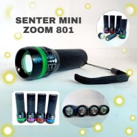 SENTER LED MINI ZOOM 801