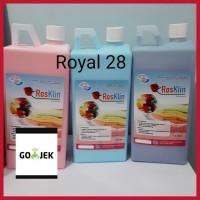 Softener sekali bilas merk Rosklin (Asli)