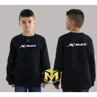 JAKET SWEATER ANAK ANAK XMAX - MILK CLOTHING