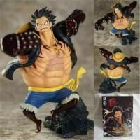 Banpresto SCultures Big ESPECIAL Monkey D Luffy Gear Fourth