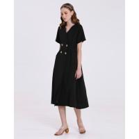 Eloisetowear Kit Dress in Black