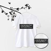 Tumblr Tee / T-Shirt / Kaos EXO PLANET #2