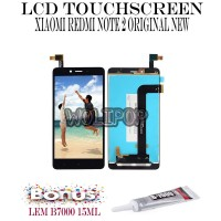 BONUS LEM B7000 LCD TOUCHSCREEN XIAOMI REDMI NOTE 2 ORIGINAL NEW