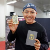 Parfum Mobil Aroma Kopi 100ML BOX Eksklusif