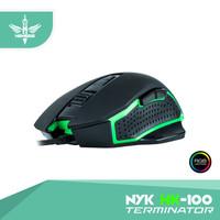 NYK Nemesis Terminator RGB Gaming Mouse