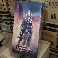 Action Figure 1:6 Soldier Woman ViLLA ,merk hot toys
