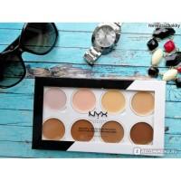 NYX Highlight & Contour Cream Pro Pallete HCCPP01
