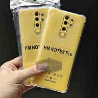 Xiaomi Redmi Note 8 PRO Anti Crack Case Casing / Anticrack softcase