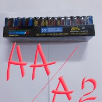 BATU BATERAI AA/A2 TRAKTOR