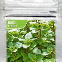 Benih Basil - Persian - Herb Seed Import Jaminan Kualitas