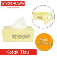 Kotak Tissue Yoshikawa   Tempat Tissue   Kotak Tisu   Box Tissue