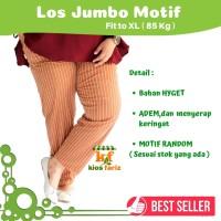 Polos Jumbo Motif / Celamis Motif / Dalaman gamis Motif /Celana Santai