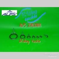 mamarit ring guide ALPS ZIRCONIA spining reel set grab it fast