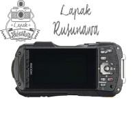 Ricoh WG-50 Orange Digital Camera