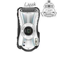 Ricoh WG-50 Silver Digital Camera