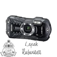Ricoh WG-50 Black Digital Camera