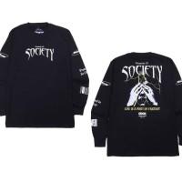 Kaos T-shirt LongSleeve GDCK X Watonkreatif