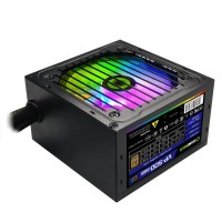 GAMEMAX PSU VP800 RGB Modular 800 Watt 80+ Effeciency 80% 12cm Fan RGB