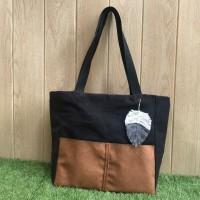 Tas Wanita Canvas / Tote Bag Canvas