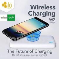 Power bank Hippo ILO W2 10.000 mah wireless charging