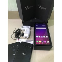 LG V40 Thinq RAM 6 GB 128 GB - FULLSET - V 40 6GB 128GB - COD Semarang