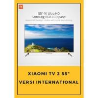 "Mi TV 4K Ultra HD 3D Android Smart TV - 55"""