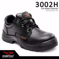 Sepatu Safety Cheetah 3002H / Sepatu Proyek Cheetah/Cheetah 3002 H