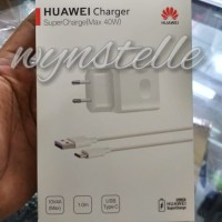 Charger Cas HUAWEI P30 Mate 30 Pro SUPERCHARGE 40W Fast Charging ORI