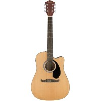 Fender FA 125CE Dreadnought NAT Acoustic Electric Guitar 096-1113-021
